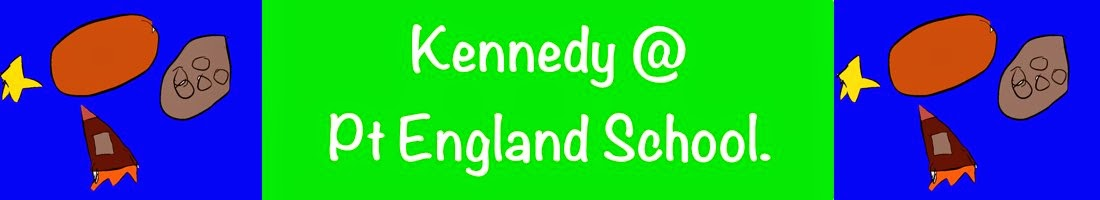 Kennedy @ Pt England School