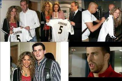Shakira Volte arepas voltiarepas traición