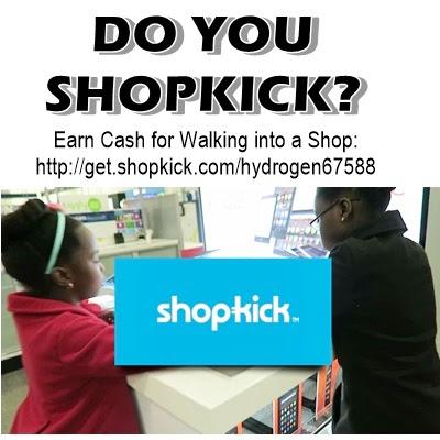 Earn Free Cash using ShopKick