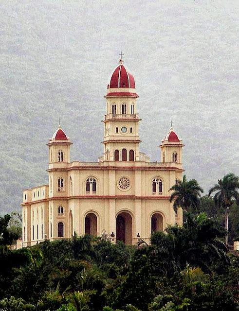 Santuário da Virgen de la Caridad del Cobre, padroeira de Cuba