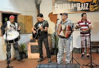 Genaro, Paulo Medeiros, Ce Lopes e Tonho