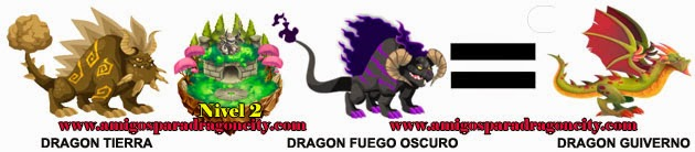 como obtener el dragon guiverno en dragon city formula 2