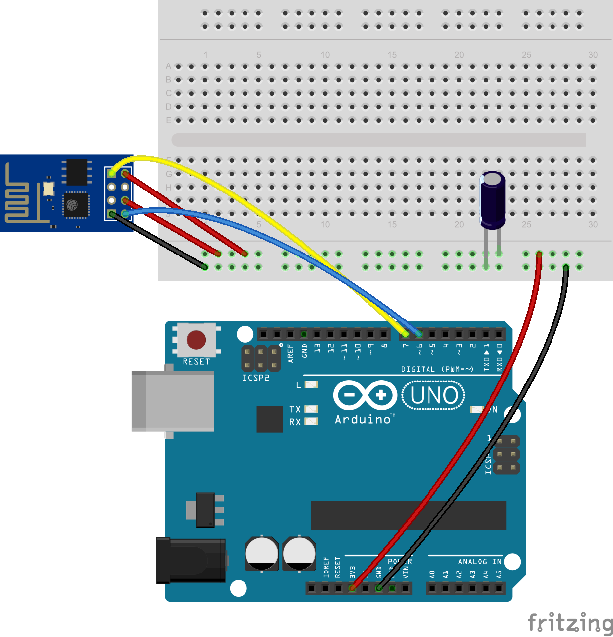 Arduino ppm to pwm