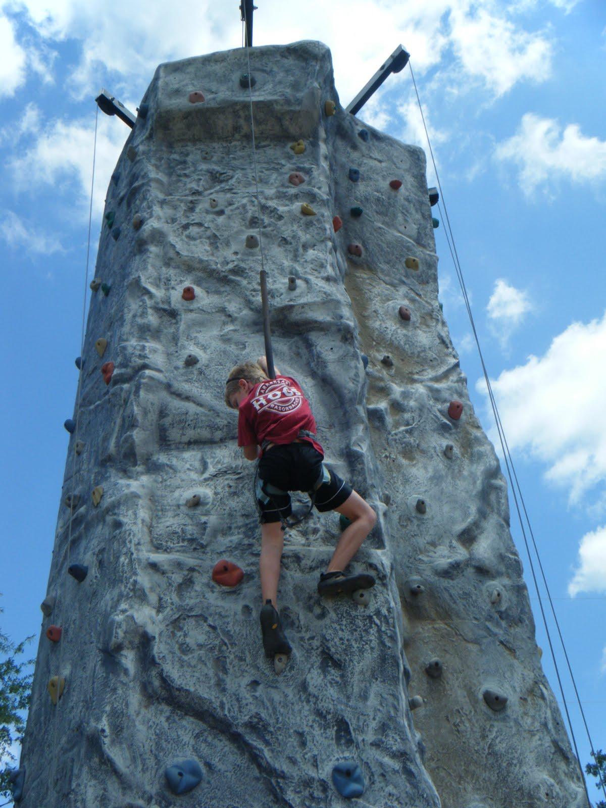 Gallery For Portable Rock Climbing Wall
