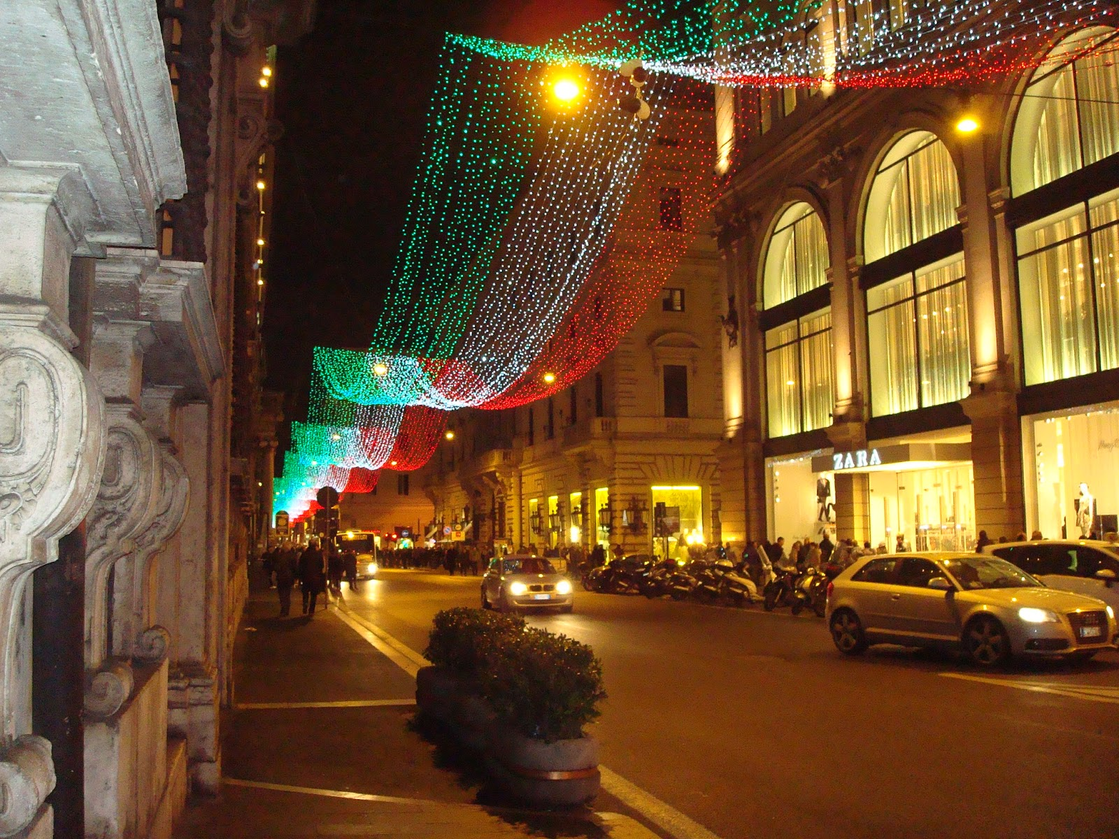 Christmas Shopping in Rome - get me outlet here! ~ Lazio Explorer