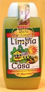 BAÑO DESPOJOS RITUAL LIMPIA CASAS