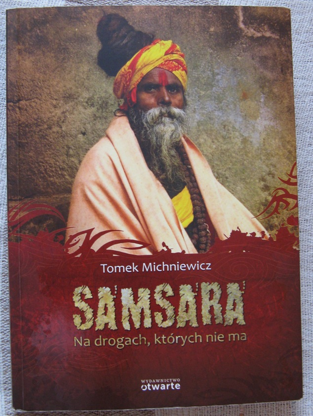 okładka książki Samsara