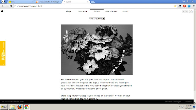 6 Best Websites to Submit Your Artwork. Romka Magazine. Jururekamphoto