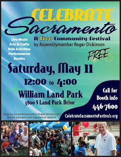 Celebrate Sacramento this weekend at William Land Park
