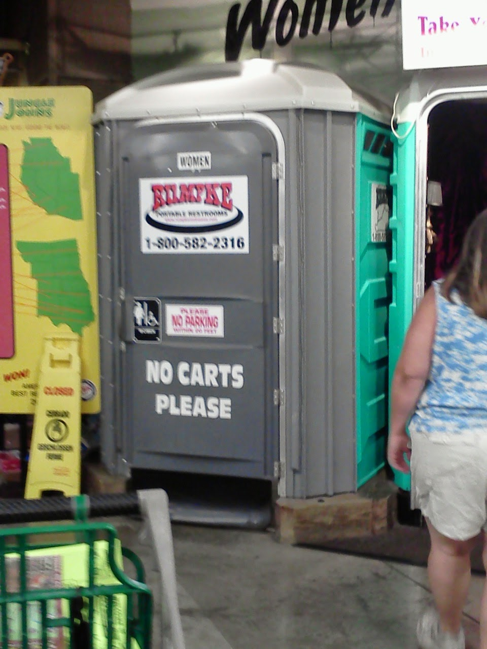 Jungle jim39s pinch me for Jungle jims bathrooms
