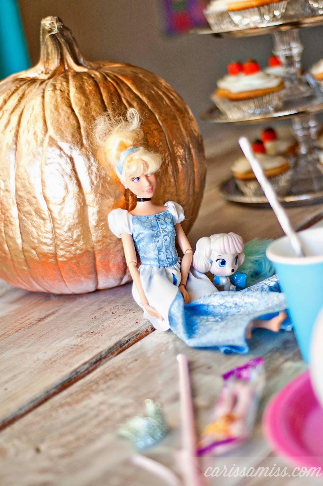 Carissa Miss: Simple Cinderella Party #DisneyBeauties #cbias #shop