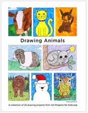Drawing Animals $5