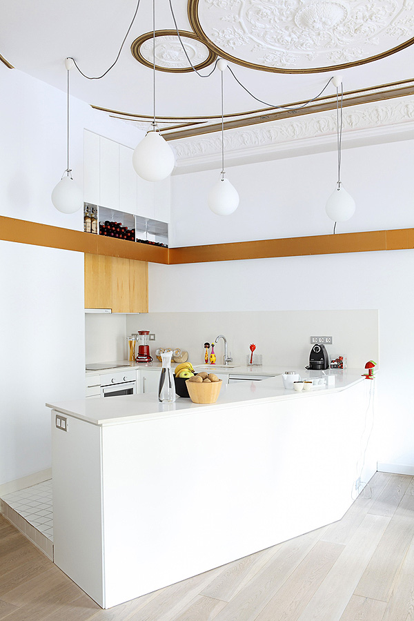 Dise o de una cocina reforma de un apartamento kansei for Diseno de una cocina profesional