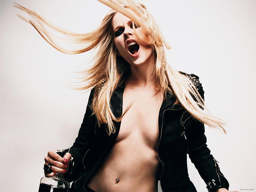Avril Lavigne Daterar Oljemästare