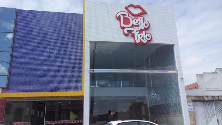 BEIJO FRIO:A MELHOR SORVETERIA DA BAHIA E O MELHOR SORVETE
