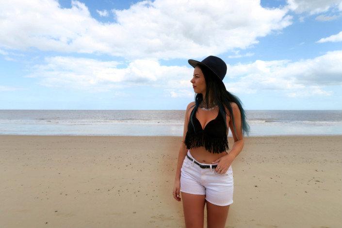 Summer boho beach style @ hayleyeszti