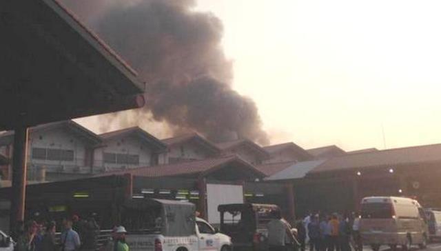Puslabfor Selidiki Penyebab Kebakaran Terminal 2E Bandara Soekarno-Hatta