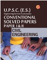 Book for IES Civil Engineering Conventional paper