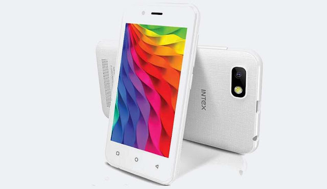 Intex Aqua Play Mobile Launched Rs.3249/- with Android L