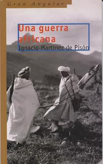 """""""Una guerra africana"""" - I. Martínez de Pisón."""