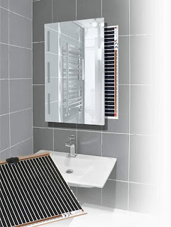 Antivaho Systems for bathroom mirrors
