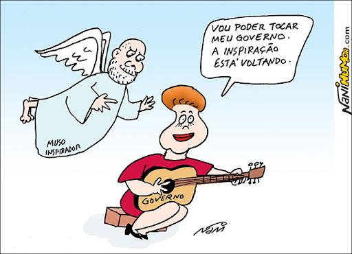 Lula, o muso inspirador