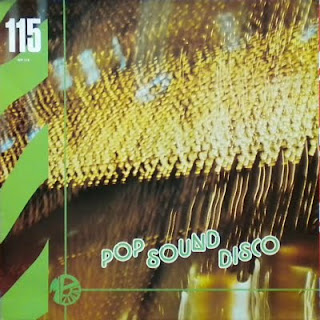 SYLVANO SANTORIO-POP SOUND DISCO, LP, 1978, ITALY