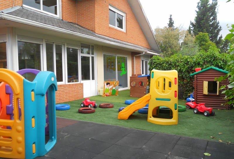 Escuela infantil baloo for Guarderia tu jardin