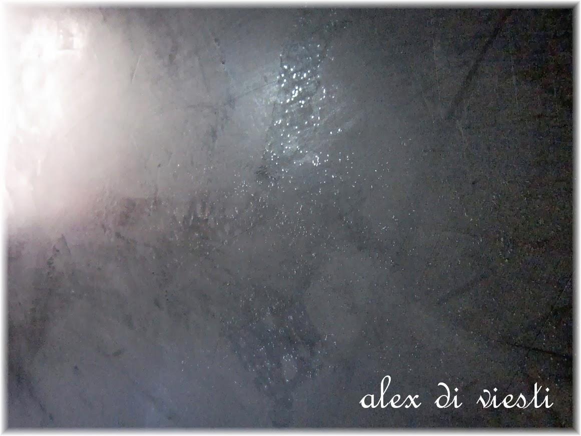 Parete Grigio Glitter : Rugiada Dipinta by AleX Di Viesti Marsano ...