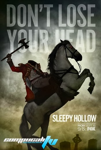 Sleepy Hollow Temporada 1 Completa HD Latino