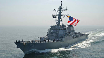 Countdown to World War III: Naval Forces Line Syrian Shores