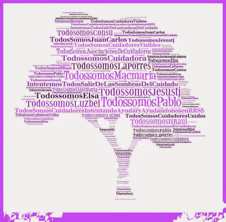 Derechos Cuidadores Alzheimer @macmaria27Cuidadora de Alzheimer