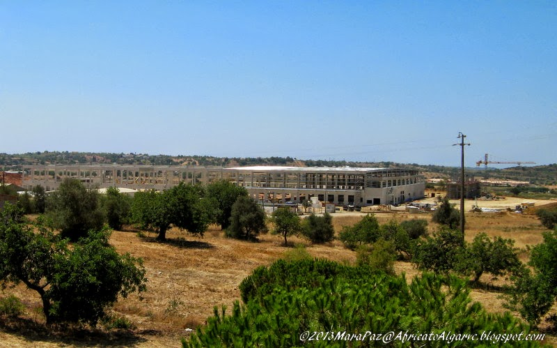 Pingo Doce Algarve depot