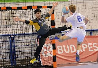 Villarroel, ARG, segundo en la tabla de arqueros del mundial juvenil | Mundo Handball
