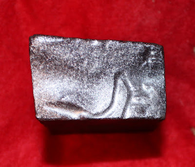 Lush Reindeer Rock Soap