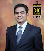 Indra S.H politisi PKS