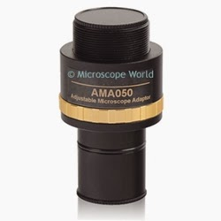 Generic microscope c-mount adapter