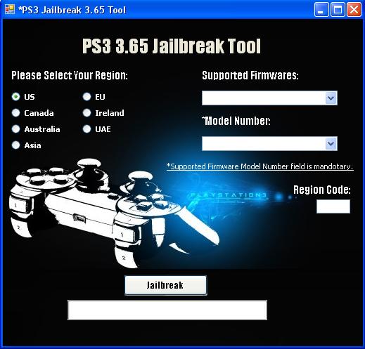 professional ps3 jailbreak 3 65 tool