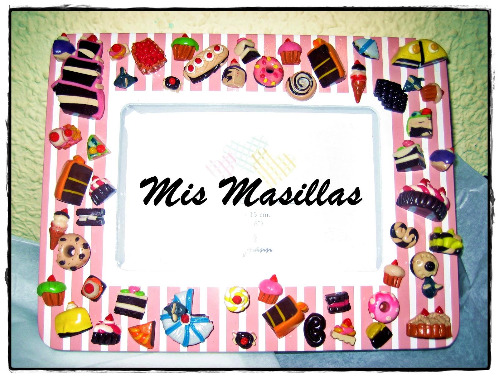 Marcos golosos | MIS MASILLAS.