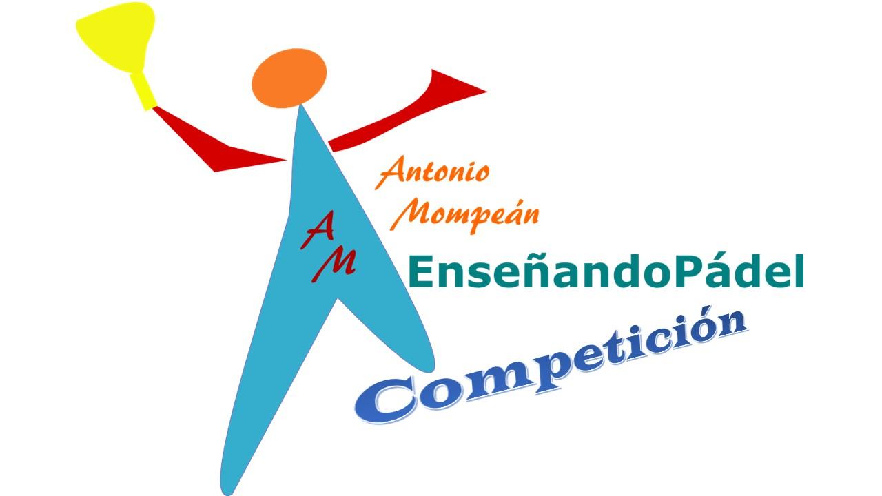 Logo de la división de competición de Enseñando Pádel