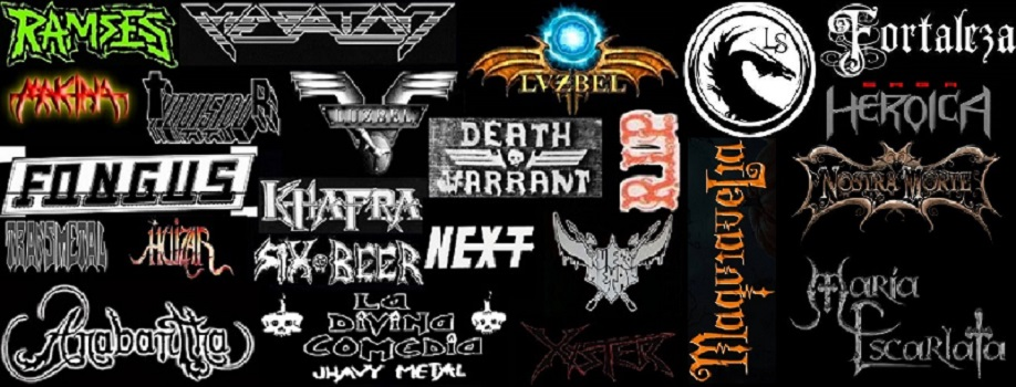 Rock y Metal Mexicano