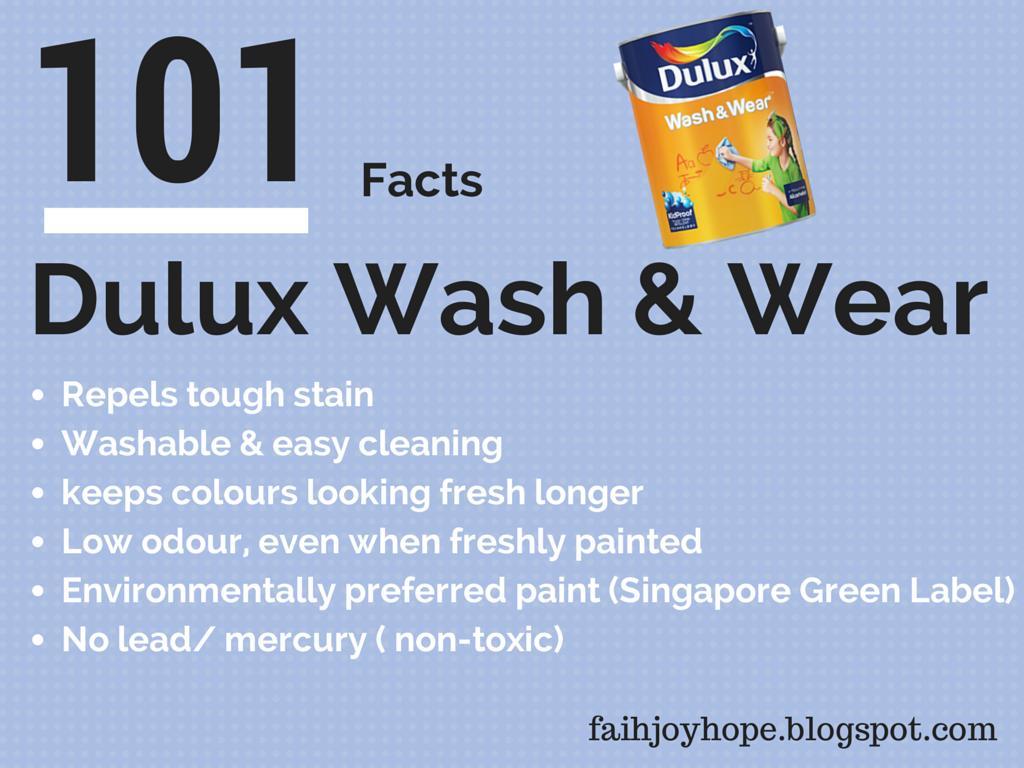 Dulux Paint Cleaning