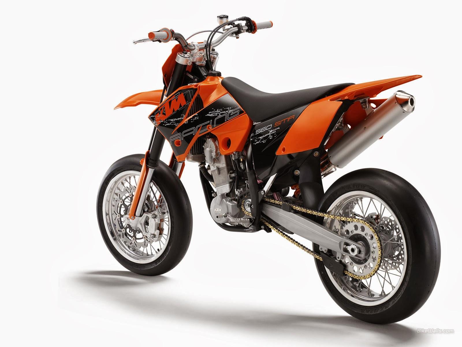 KTM 450 SMR - KTM Motor