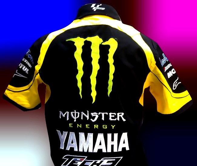 Backupmotogpf1store Yamaha Monster Energy Tech3