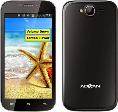 Hard Reset & Factory Reset Advan S4C