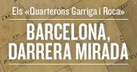 CARTOGRAFIA DE LA BARCELONA DEL SEGLE XIX