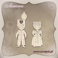 http://www.scrapek.pl/pl/p/Skrapek-i-Skrapinka-w-slaskich-strojach/11621