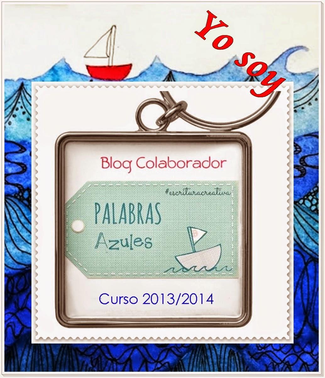 Yo soy de PaLaBraS AzuLeS