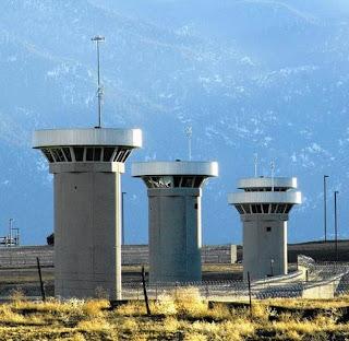 Supermax prison in Florence, Colorado