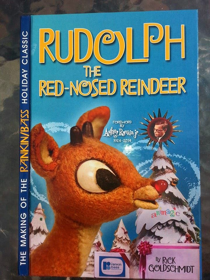 It's RANKIN/BASS' RUDOLPH THE RED-NOSED REINDEER's 50th Anniversary!